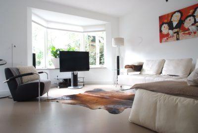 Kies voor coating op je vloer of een nieuwe vloer. Kies voor een strakke design-gietvloer
