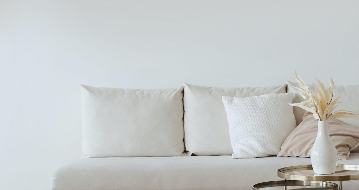 Houten meubels geven warmte