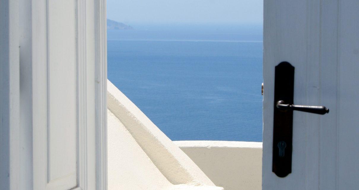 Neem zwarte deurkrukken voor een moderne uitstraling