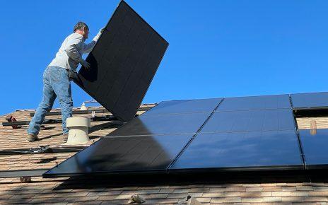 Zonnepanelen voor mijn dak huren