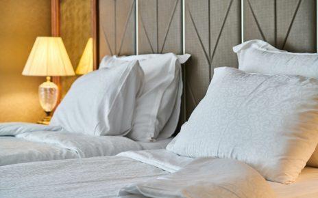Bij weinig ruimte kun je een twijfelaar bed nemen